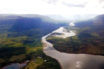 Впервые за полвека ученые исследуют озеро Кутарамакан на плато Путорана