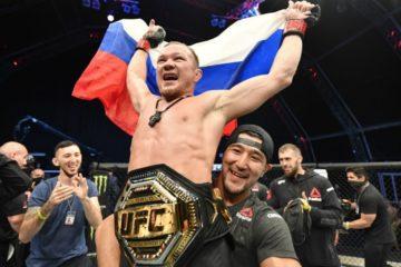 Бывший дудинец Петр Ян – чемпион UFC