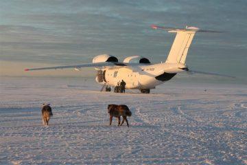 В Российской Арктике появятся аэродромы изо льда