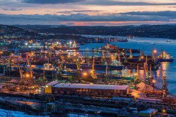 Значительный рост грузоперевозок по Севморпути отметили в Мурманском порту
