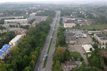 В Артеме есть «шахтерские» улицы и Норильская