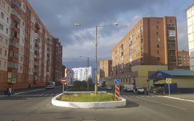 Маршрут №9: улица Кирова, или 17-й квартал