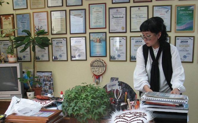 Создательница театра костюмов знакомит мир с историей народов Таймыра