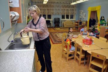 Детские сады начали работать в обычном режиме