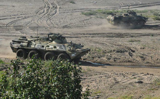Норильчан приглашают посмотреть на боевую технику Вооруженных сил России