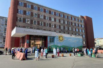 В Норильске «заминировали» городскую стоматологию и главпочтамт