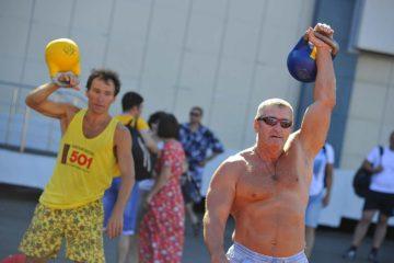 В Норильске заработали спортивные учреждения