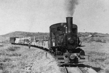 В 1936 году заработала самая северная в мире Норильская железная дорога