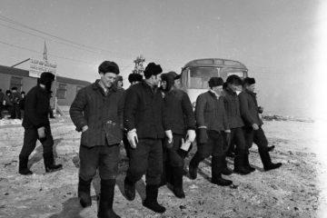 Строительство «Надежды» начинали бригады «Хантайгэсстроя»