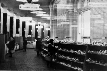 У первых норильских магазинов не было названий