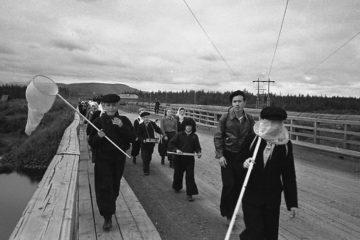 Детский отдых и досуг были в Норильске немаловажной задачей