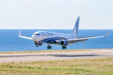NordStar выполнила первые прямые рейсы из Москвы и Красноярска в Геленджик