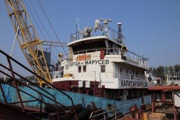 Енисейское речное пароходство модернизирует флот