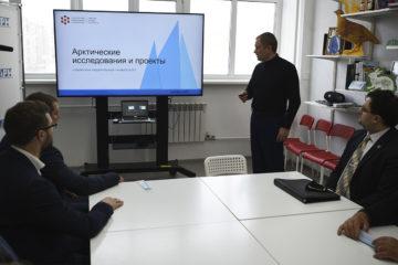 Ученые СФУ обследовали проблемные участки трассы Норильск – Алыкель