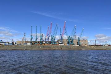 Дудинский морской порт
