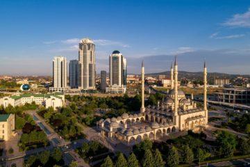 Норильск представлен в топонимии чеченской столицы