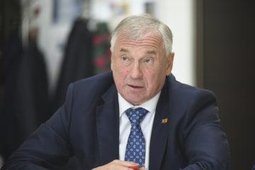На довыборах депутатов Заксобрания от Норильска предварительно победил Юрий Захаринский