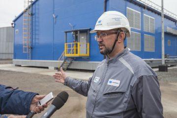 Резервный источник электроснабжения появился в Дудинке