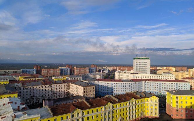 Роспотребнадзор подвел итоги проекта «Чистый воздух» в Норильске за август