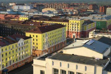 В Норильске отремонтируют 55 фундаментов жилых домов