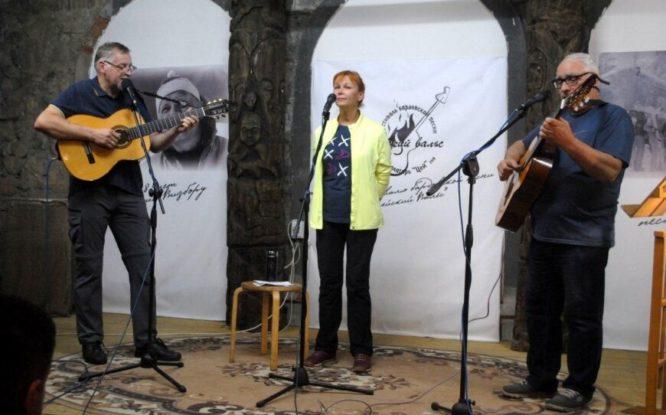 Барды из Норильска взяли Гран-при на фестивале «Цейский вальс»