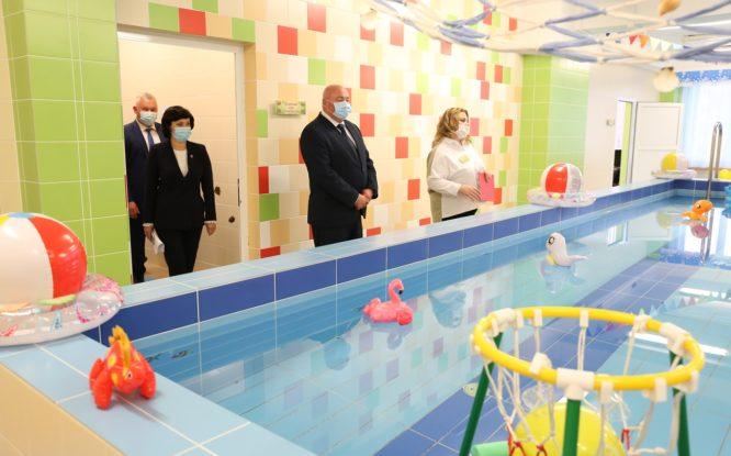 Заброшенное здание детского сада в Талнахе отремонтировали