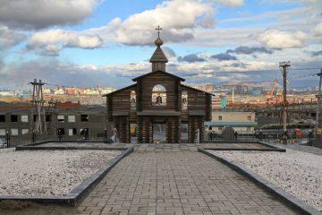 На «Норильской Голгофе» обновили памятники