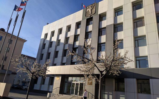 В мэрии Норильска прошел брифинг по итогам выборов в Заксобрание