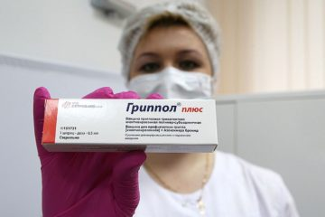 Работников «Норникеля» начали прививать против гриппа