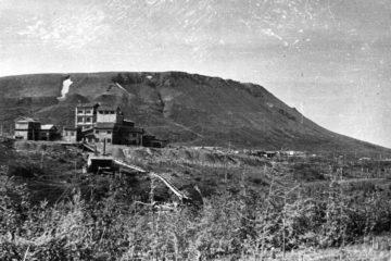 В 1945 году в Норильске запустили Малую обогатительную фабрику