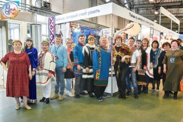 Таймырцы примут участие в Международной выставке-ярмарке «Сокровища Севера»