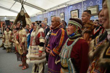 Таймырцы взяли множество наград на Международной выставке-ярмарке «Сокровища Севера»