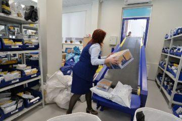 Норильчане стали чаще пользоваться услугами почты