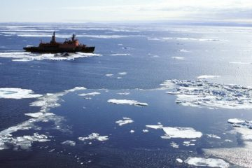 На дне морей Арктики лежат более 17 тысяч контейнеров с ядерными отходами