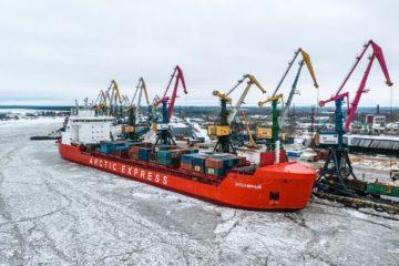 «Норникель» рассчитывает увеличить контейнерооборот через Архангельск