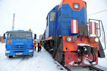 Парк тепловозов для перевозки грузов «Норникеля» пополнят новыми локомотивами