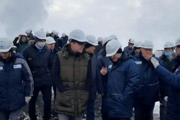 В Норильске работает делегация Совета Федерации РФ