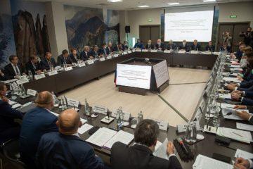 В Красноярске проходит итоговое выездное совещание Совета Федерации