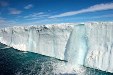 Мерзлота в Арктике в 2020 году таяла на 30 процентов быстрее