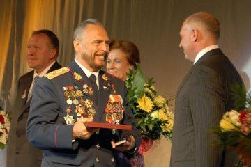 Владислав Пьявко стал почетным гражданином Норильска в 2008 году