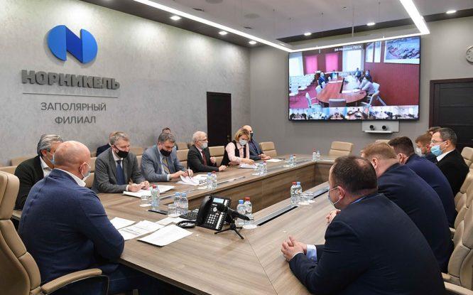 В Заполярном филиале «Норникеля» стартовал сертификационный аудит