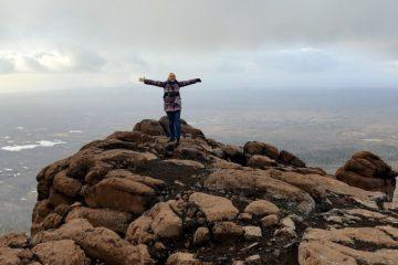 Слезы и селфи: норильчане вновь покорили гору Сокол