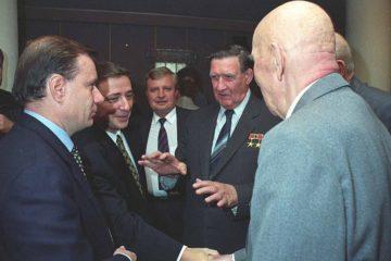 8 октября 2020 года не стало Владимира Долгих