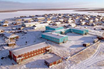 В таймырском поселке Усть-Авам появились мобильная связь и интернет