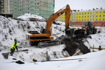 Норильскому коллекторному хозяйству необходима масштабная реконструкция