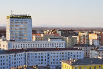 Для Норильска разработают новую программу социально-экономического развития
