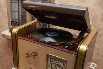 «Рекорд-53М» в экспозиции Таймырского краеведческого – не только технический раритет