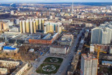 Эволюция Норильской: от двухэтажек до современных 19-этажных домов