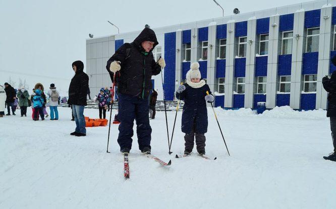 На «Оль-Гуле» открыли лыжный сезон