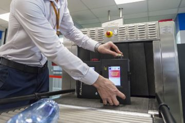 В аэропорту Норильска появилось новое досмотровое оборудование